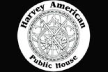 HARVEY AMERICAN PUBLIC HOUSE logo