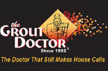 THE GROUT DR logo
