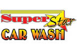 SUPER STAR CAR WASH logo