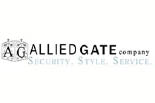 ALLIED GATE COMPANY logo