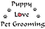 PUPPY LOVE PET GROOMING logo