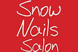 SNOW NAILS logo