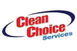 CLEAN CHOICE SERVICES logo