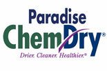 CHEM-DRY BY PARADISE logo