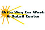 BRITE WAY CAR WASH logo