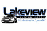 LAKEVIEW CUSTOM COACH logo