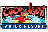 COCO KEY WATER PARK logo