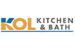 KOL KITCHEN & BATH logo