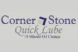 Cornerstone Quick Lube logo