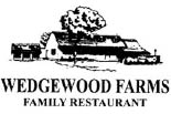 WEDGEWOOD FARMS FAMILY RESTAURANT logo