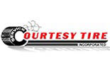 COURTESY TIRE logo