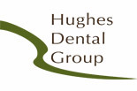 HUGHES DENTAL GROUP logo