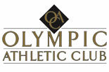 OLYMPIC ATHLETIC CLUB Ballard logo