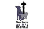 WEST SEATTLE ANIMAL HOSPITAL logo