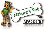 NATURE'S PET MARKET logo
