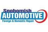 SNOHOMISH AUTOMOTIVE Foreign & Domestic Repair logo