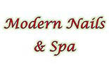 MODERN NAILS & SPA logo