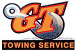 GT TOWING SERVICE logo