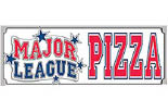 MAJOR LEAGUE PIZZA logo