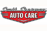 SCOTT SHERMAN AUTO CARE logo