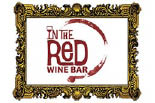 IN THE RED Wine Bar logo