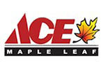 MAPLE LEAF ACE HARDWARE logo