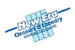 NEW ERA CLEANERS & LAUNDRY logo