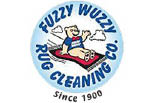 FUZZY WUZZY RUG CLEANING CO. - 206-364-6644 OR 425-455-0093 logo