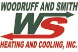 Woodruff And Smith Heating logo
