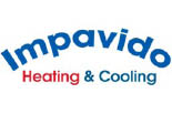 IMPAVIDO HEATING & COOLING logo