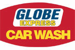 Globe Car Wash logo
