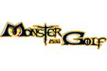MONSTER MINI GOLF logo