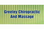 Greeley Chiropractic And Massage logo