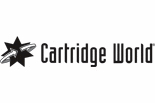 CARTRIDGE WORLD / MONROEVILLE logo