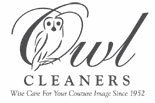 Owl Cleaners / Warrendale logo