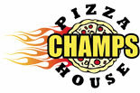 Champs Pizza House logo