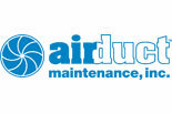 AIR DUCT MAINTENANCE logo