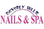 BEVERLY HILLS NAILS & SPA logo