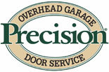 PRECISION GARAGE DOOR SERVICE logo