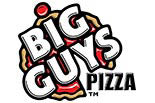 BIG GUY'S PIZZA logo
