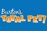 BURTON'S TOTAL PET logo