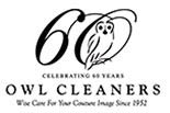 Owl Cleaners / Wexford logo