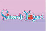 Sincerely Yogurt logo