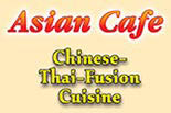 ASIAN CAFE III logo