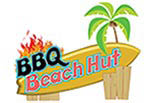 BBQ BEACH HUT logo