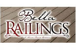 BELLA RAILINGS / DECKS logo