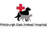 PITTSBURGH EAST ANIMAL HOSPITAL logo