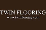 TWIN FLOORING logo