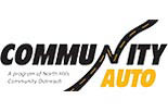 NORTH HILLS COMMUNITY OUTREACH - COMMUNITY AUTO logo