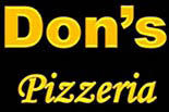 DON'S PIZZA logo